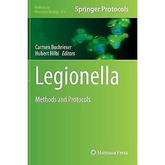 Legionellen Methoden und Protokolle von Buchrieser & Carmen