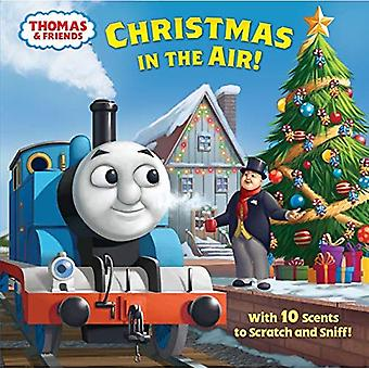 Jul i luften! (Thomas & Friends): en ridse & sniffe-historie