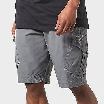 Nuevo Fox Men's Slambozo Cargo Shorts Gris