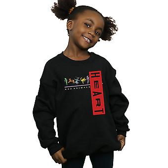 Heart Girls Bad Animals Sweatshirt
