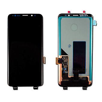 الاشياء المعتمدة® سامسونج غالاكسي S9G960 الشاشة (شاشة تعمل باللمس + AMOLED + أجزاء) A + الجودة