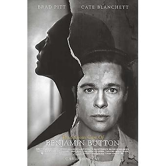 The Curious Case Of Benjamin Button Original Movie Poster - Single Sided Regular