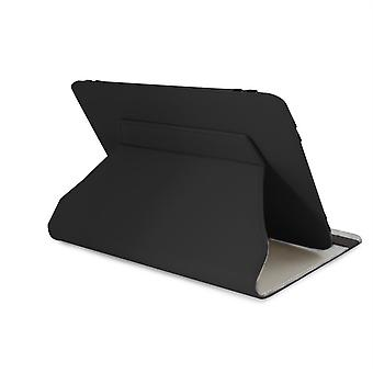 LEO 9.7'quot;/10.1'quot; Universal Black Outer/Grey Inter Tablet Cover