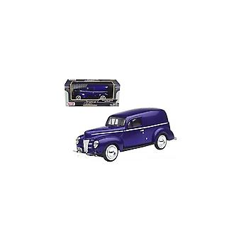 MotorMax  American Classics - 1940 Ford Sedan - Blue