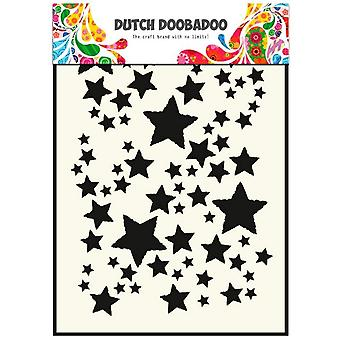 Dutch Doobadoo Stars A5 Stencil Mask 470.715.014