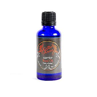 Keltic Krew Warrior Beard Oil - 50ml