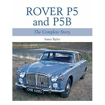 Rover P5  P5B by James Taylor