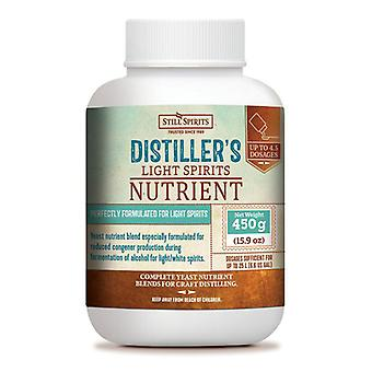 Still Spirits Distiller's Nutrient Light Spirits 450g