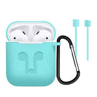 Airpods headphones earphones silicone case cover