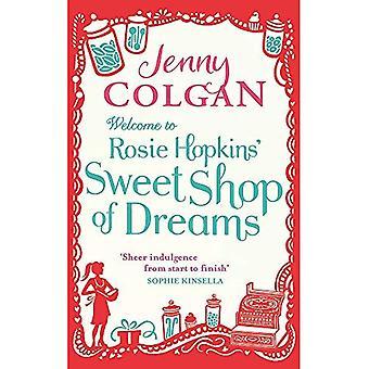 Willkommen bei Rosie Hopkins Konditorei Träume