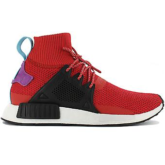 adidas Originals NMD XR1 R1 Men's Shoes Red Sneakers Sports Shoes