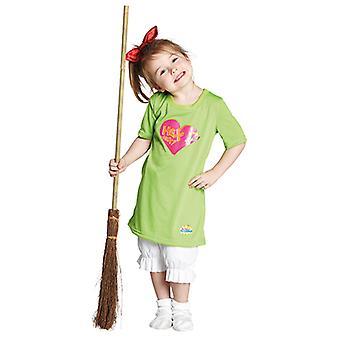 Hexenhose 3-4 Hexen Hose zum Kostüm für Kinder