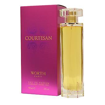 Worth Courtesan Eau de Parfum Spray 90ml