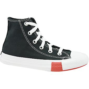 Converse Chuck Taylor All Star Hi Jr 366988C Kids plimsolls