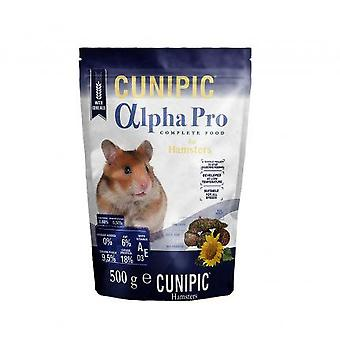 Cunipic Alpha Pro Hamster 500 g. (Small pets , Dry Food and Mixtures)