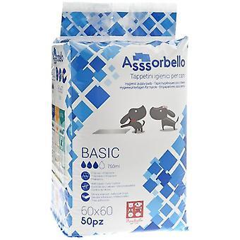 Ferribiella Basic puder Assorbello 60 x 60 6x50pcs