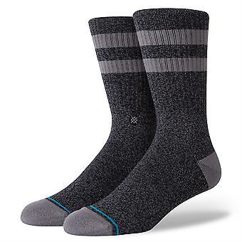 Stance Staples Men's Socks ~ Joven black