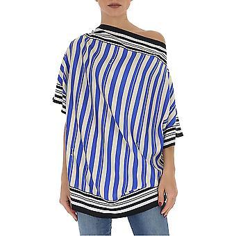 Loewe S2109700ak5001 Women's Flerfarvet silkebluse