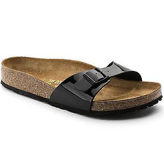 Birkenstock Madrid Patent Brk40303 universal summer women shoes