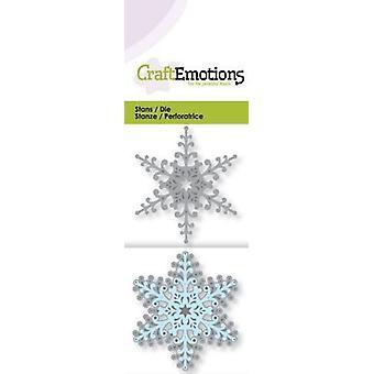 CraftEmotions Die - Crystal 3D