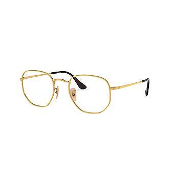 راي بان RB6448 2500 نظارات ذهبية