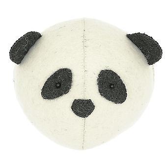 فيونا ووكر انكلترا البسيطة الباندا شعر رأس جدار الحيوان