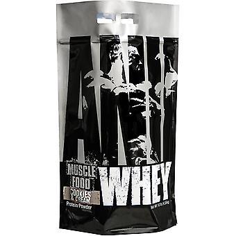 Universal Nutrition Animal Whey - 135 porties - Koekjes en room