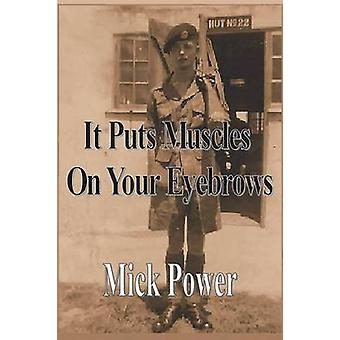 It Puts Muscles on Your Eyebrows by Power & Mick