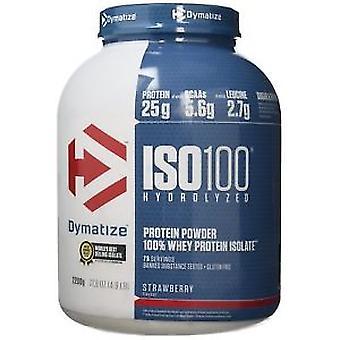 Dymatize Iso-100 Gourmet 2200 gr