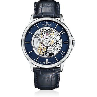 Edox - Armbanduhr - Herren - Les Bémonts - Automatic Shade of Time - 85300 3 BUIN