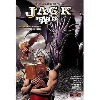 Jack of Fables Deluxe Book Three by Willingham - 9781401295790 Book