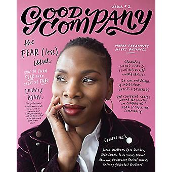 Good Company - The Fear(less) Issue by Grace Bonney - 9781579658618 Bo