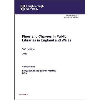 Fines and Charges in Public Libraries in England and Wales - 30 by Son