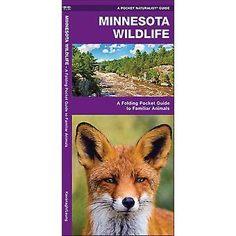 Minnesota Wildlife - A Folding Pocket Guide to Familiar Species by Jam