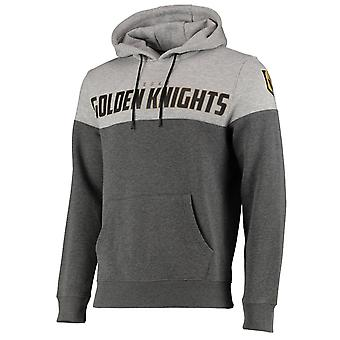 Vegas Golden Knights Cut & Sew NHL Hoodie charcoal