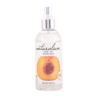 Body Spray Peach Naturalium (200 ml)