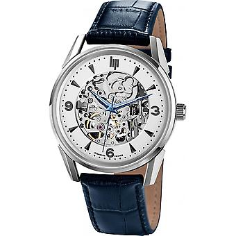 LIP watch watches 671554 - watch leather mixed blue