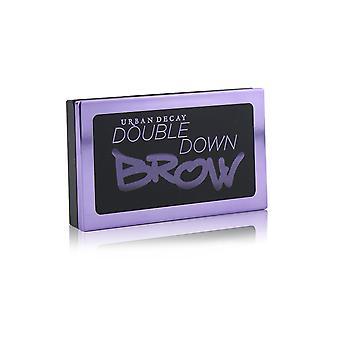Double down brow # neutral nana (neutral) 243478 2x1.8g/0.06oz