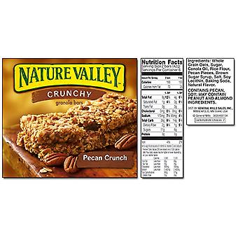 Nature Valley Crunchy pecan Crunch granola Baruri