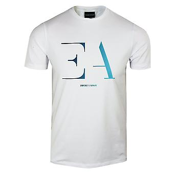 Emporio armani mens white t-shirt