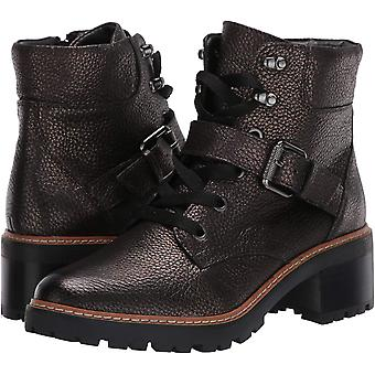 Naturalizer womens Tia Booties Ankle Boot,Bronze,10.5 M