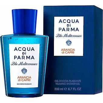 Acqua Di Parma - Blu Mediterraneo Arancia Di Capri DOUCHE GEL - 200ML