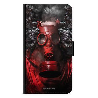 Bjornberry Case Motorola Moto G4/G4 Plus-Gas Mask