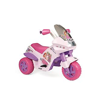 peg perego pink flower princess 6v electric trike