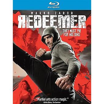 Redeemer [Blu-ray] USA import