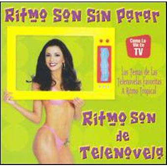 Ritmo Son - Ritmo Son De Telenovela [CD] USA import