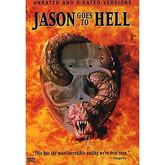 Jason går till helvetet [DVD] USA import