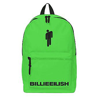 Billie Eilish Backpack Bag Bad Guy Bloshh Logo new Official Green