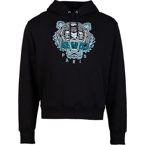 Kenzo hoodie super tiger Zwart   Winkelstraat.nl