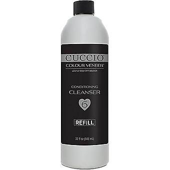 Cuccio Colour Veneer UV/LED Trattamento Soak Off Colore - Soak Off Cleanser 946ml